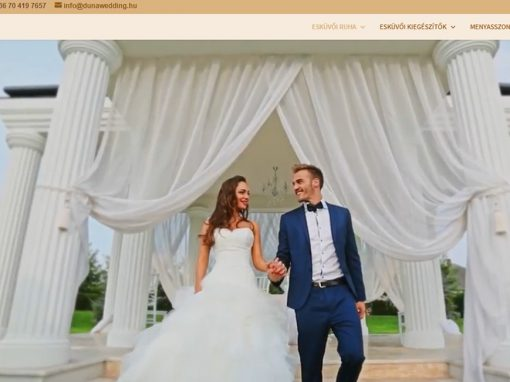 Duna Wedding Esküvői Ruhaszalon