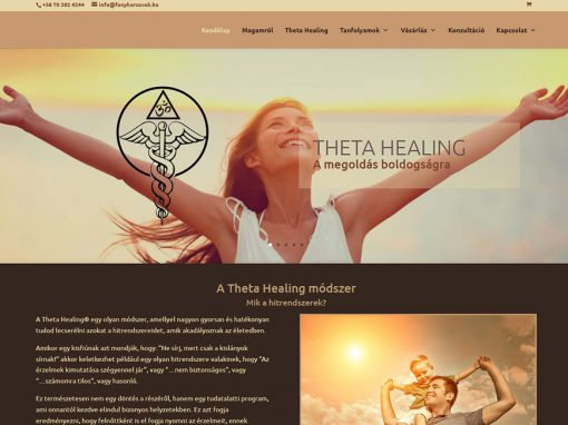 Fényharcosok Theta Healing