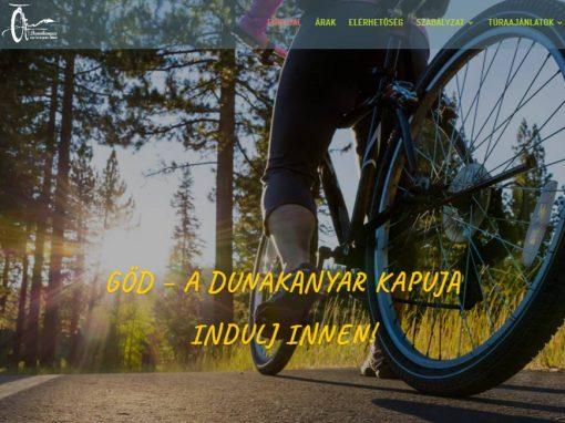 Dunakanyar Kerékpárkölcsönző