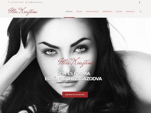 Illés Krisztina Sminktetováló-Kozmetikus