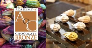 vállalkozás csokoládé díj Londonban