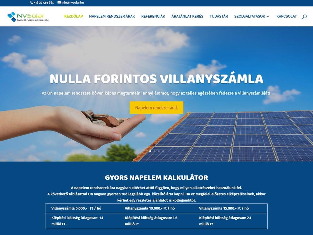 NVSolar Energia Kft.