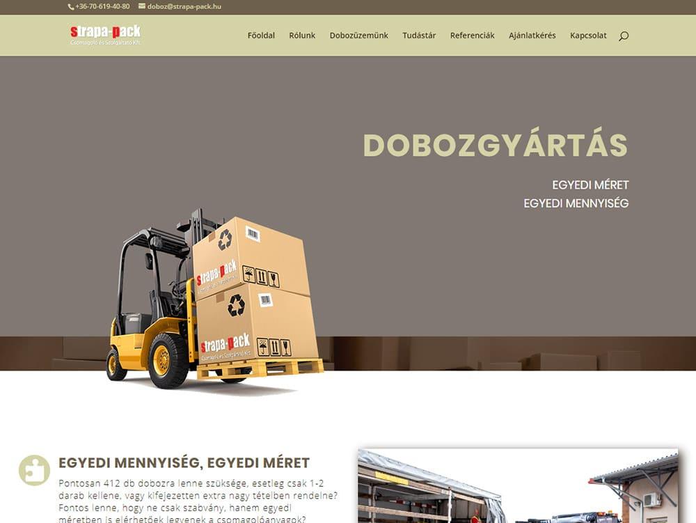 Strapa-Pack Csomagoló és Szolgáltató Kft.
