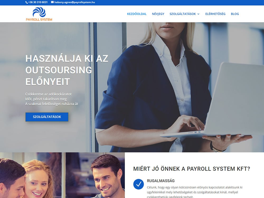 Payroll System Kft.