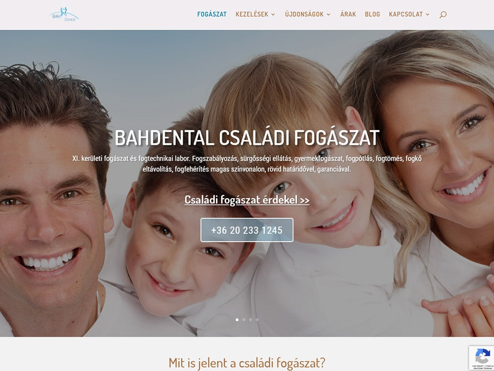BAH Dental