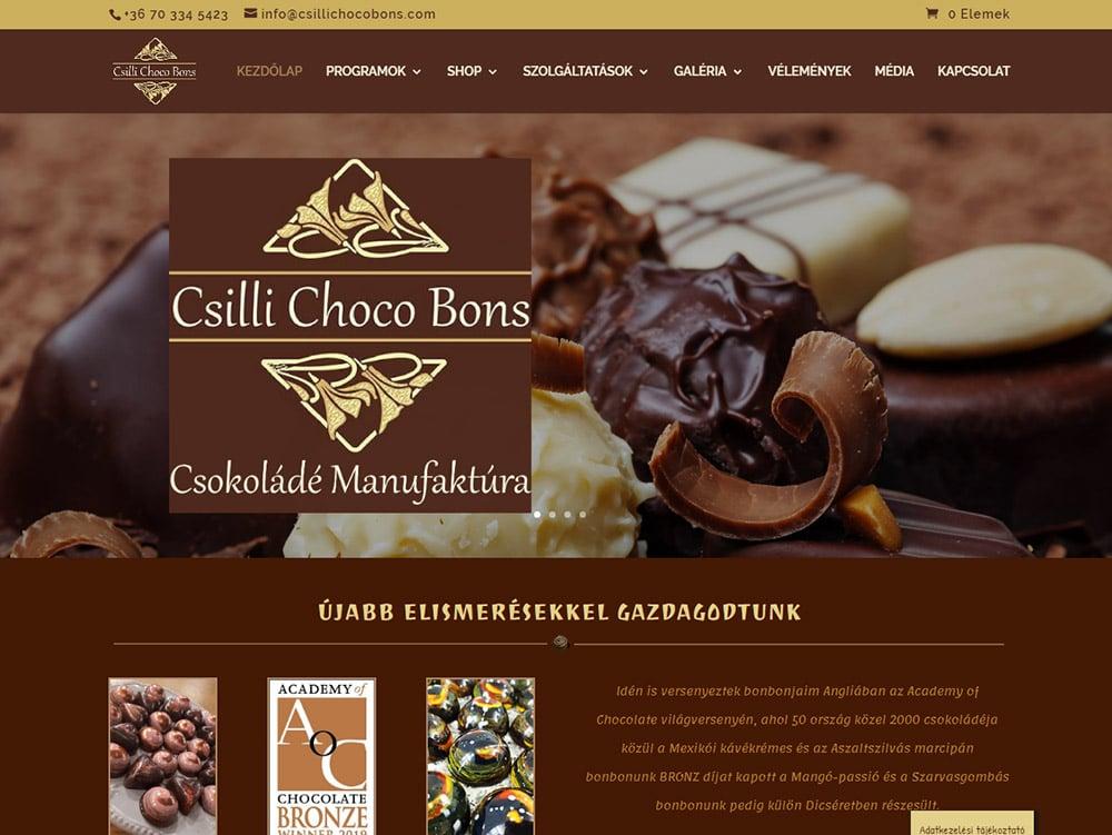 Csilli Choco Bons