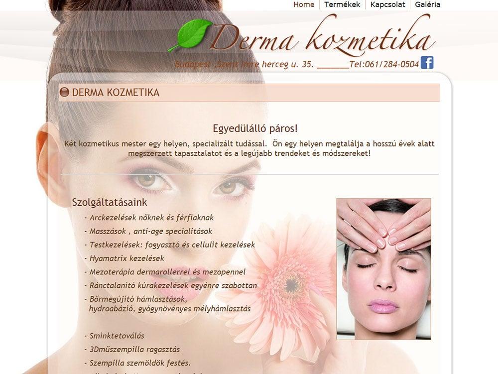 Derma kozmetika